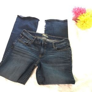 Old Navy The Diva bootcut jeans size 8 Short